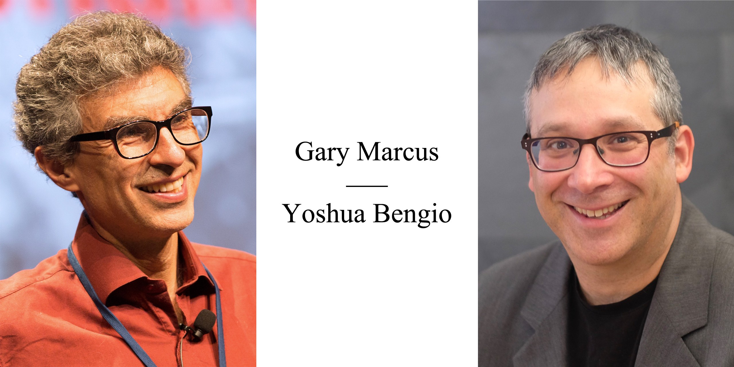 AI DEBATE : Yoshua Bengio | Gary Marcus — Organized by MONTREAL.AI and hosted at Mila, on Monday, December 23, 2019, from 6:3