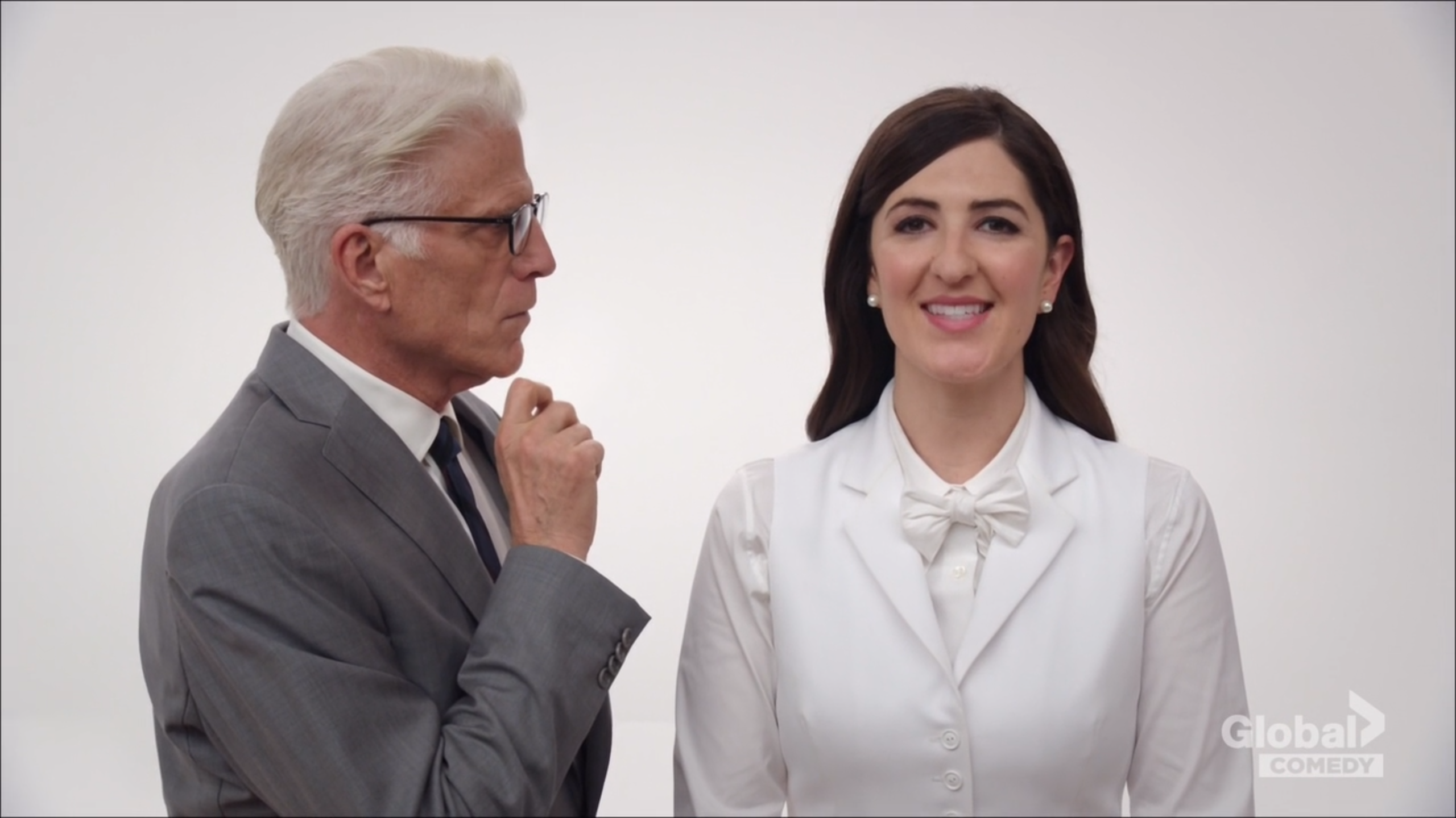 Reviewing Every Episode of The Good Place S2 - Deany