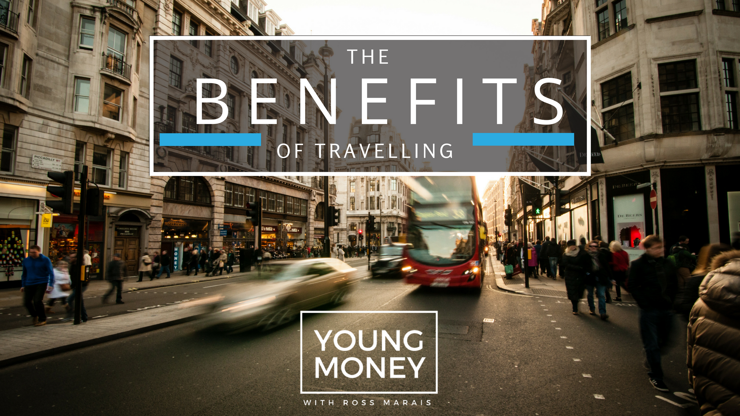 The Benefits Of Travelling I Am A Big Fan Of Traveling So I By Ross Marais Medium