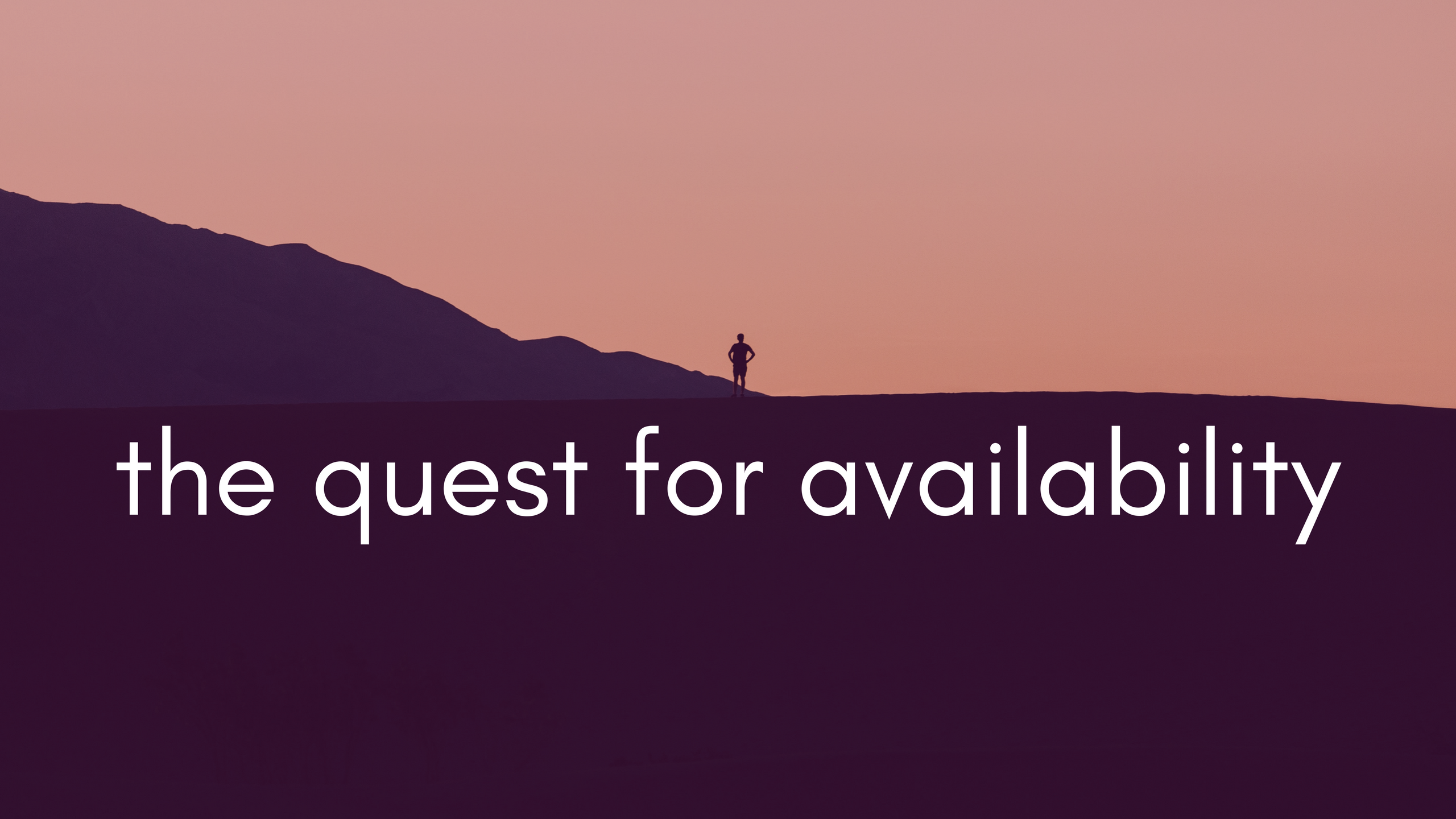 The quest for availability in the cloud - A Cloud Guru