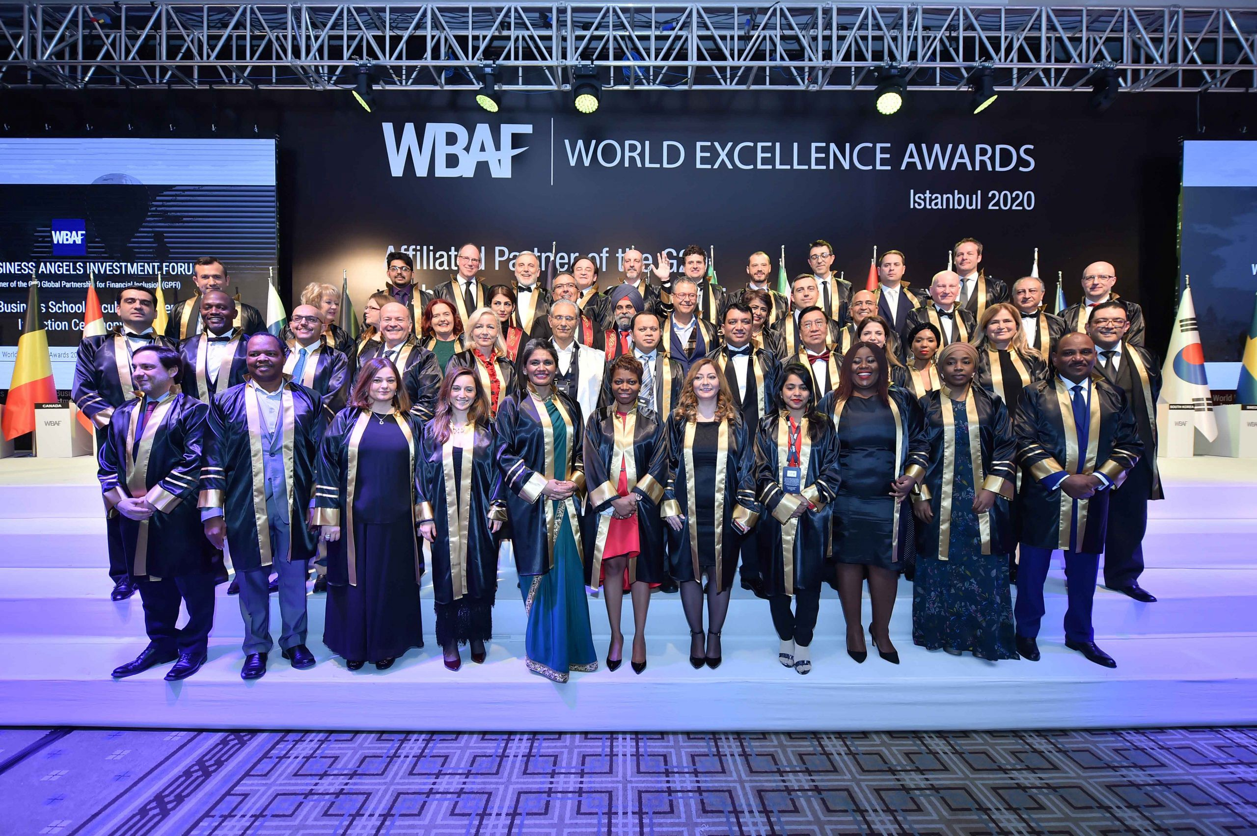 Antonio Grasso and the WBAF Global Mentor Group