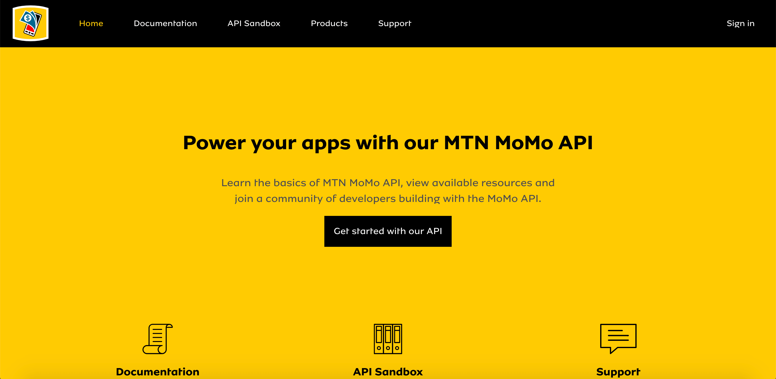 Getting started: MTN Mobile Money API with Python - Malende