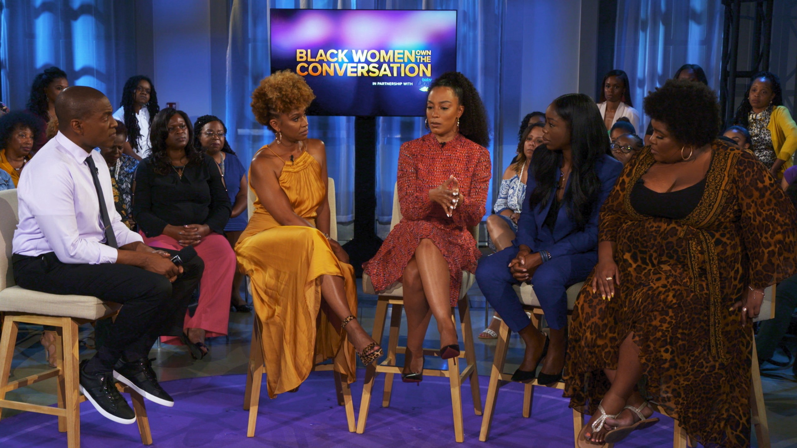 Black Women OWN the Conversation Season 1 Episode 3 'Full