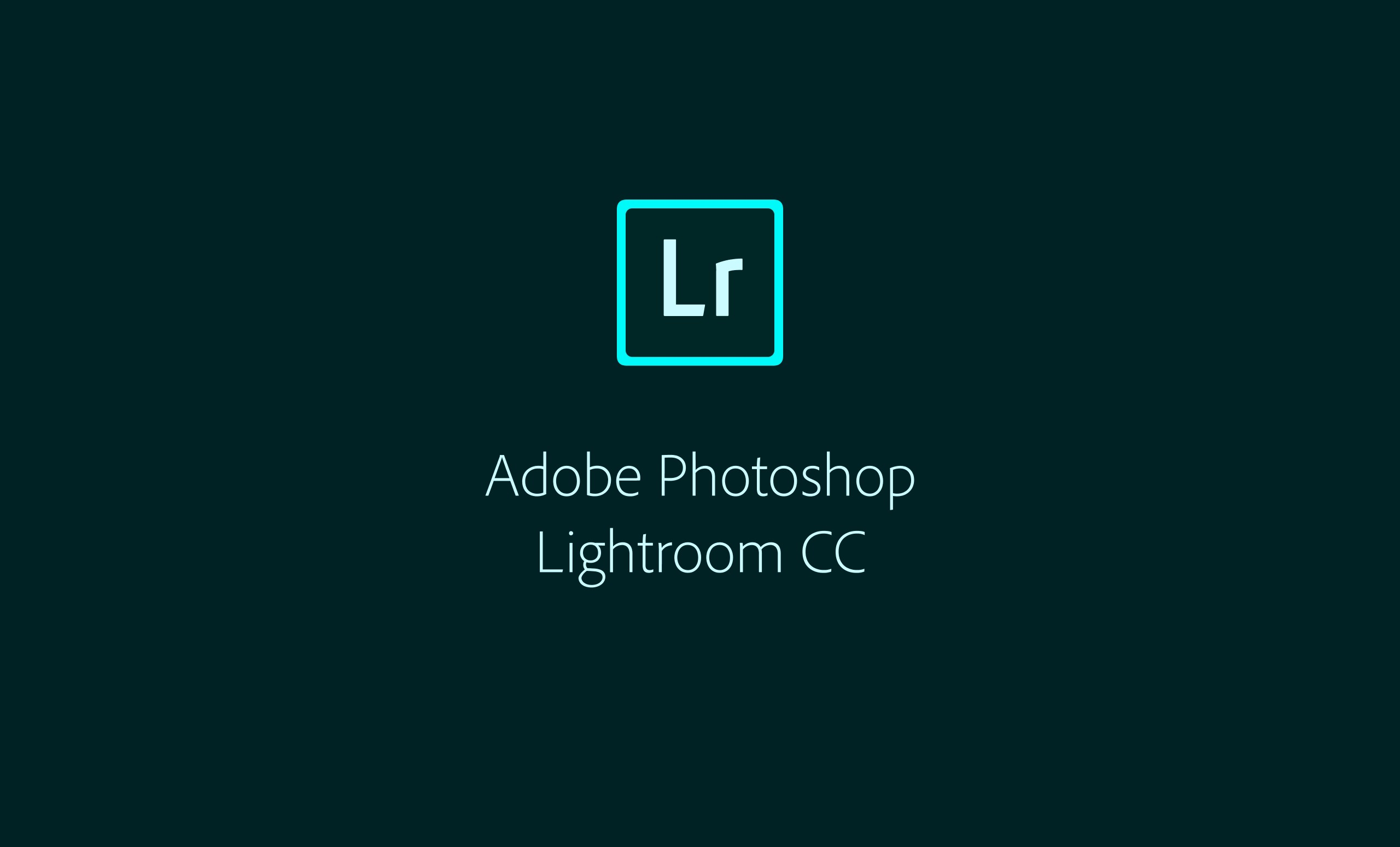 Lunes de App: Lightroom CC - Juventud Técnica - Medium