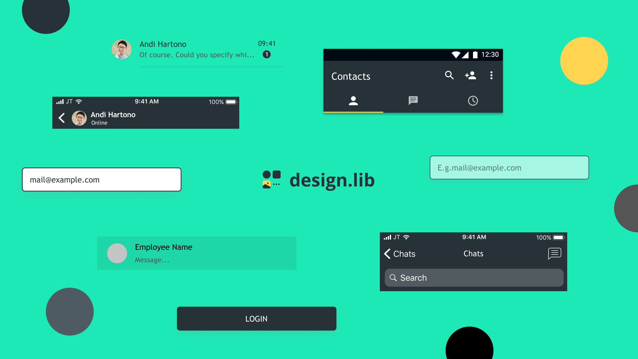 Creating Design Library with Figma - UX Collective