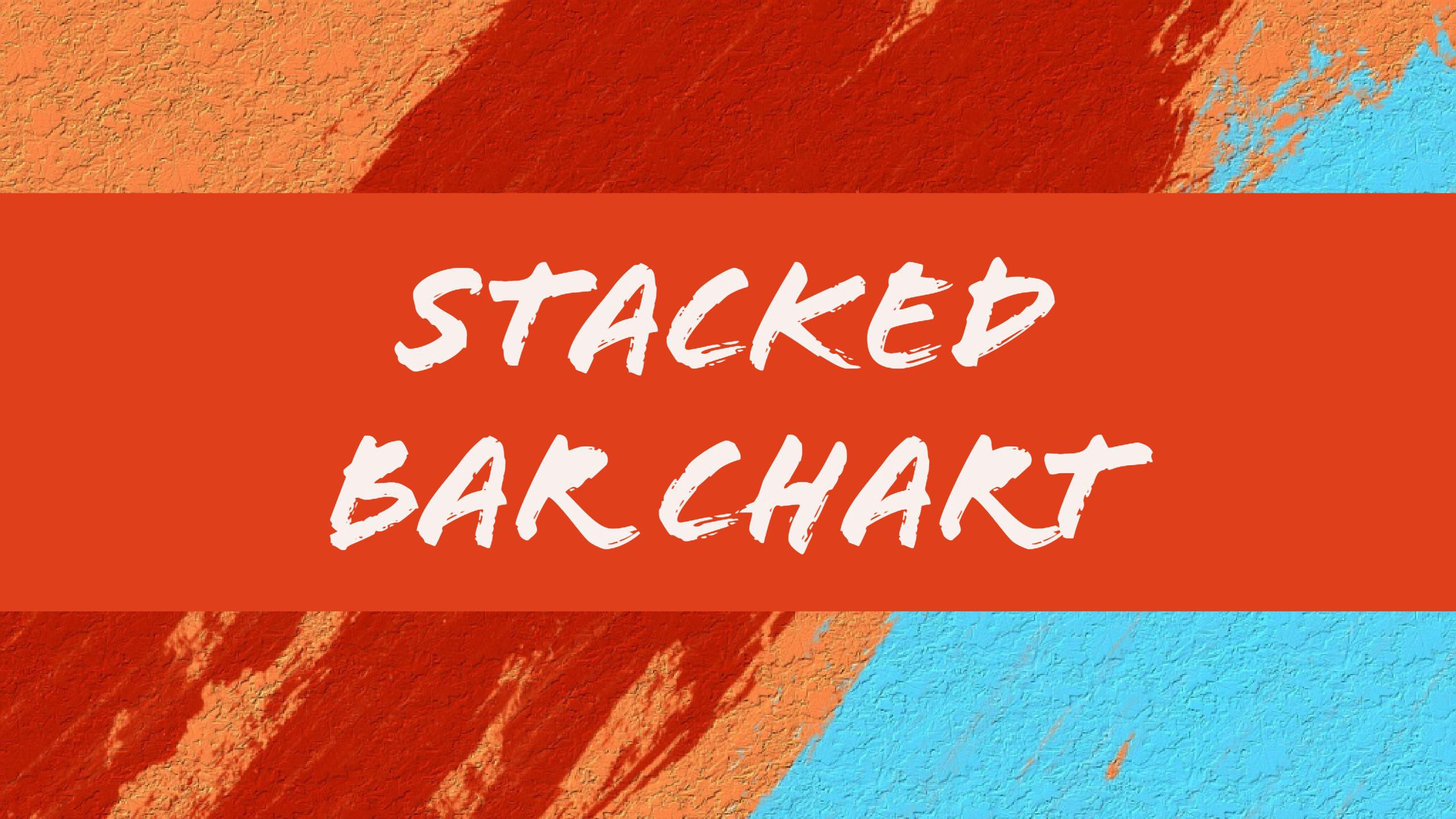 Stacked Bar Chart with Chart js - Travis Horn