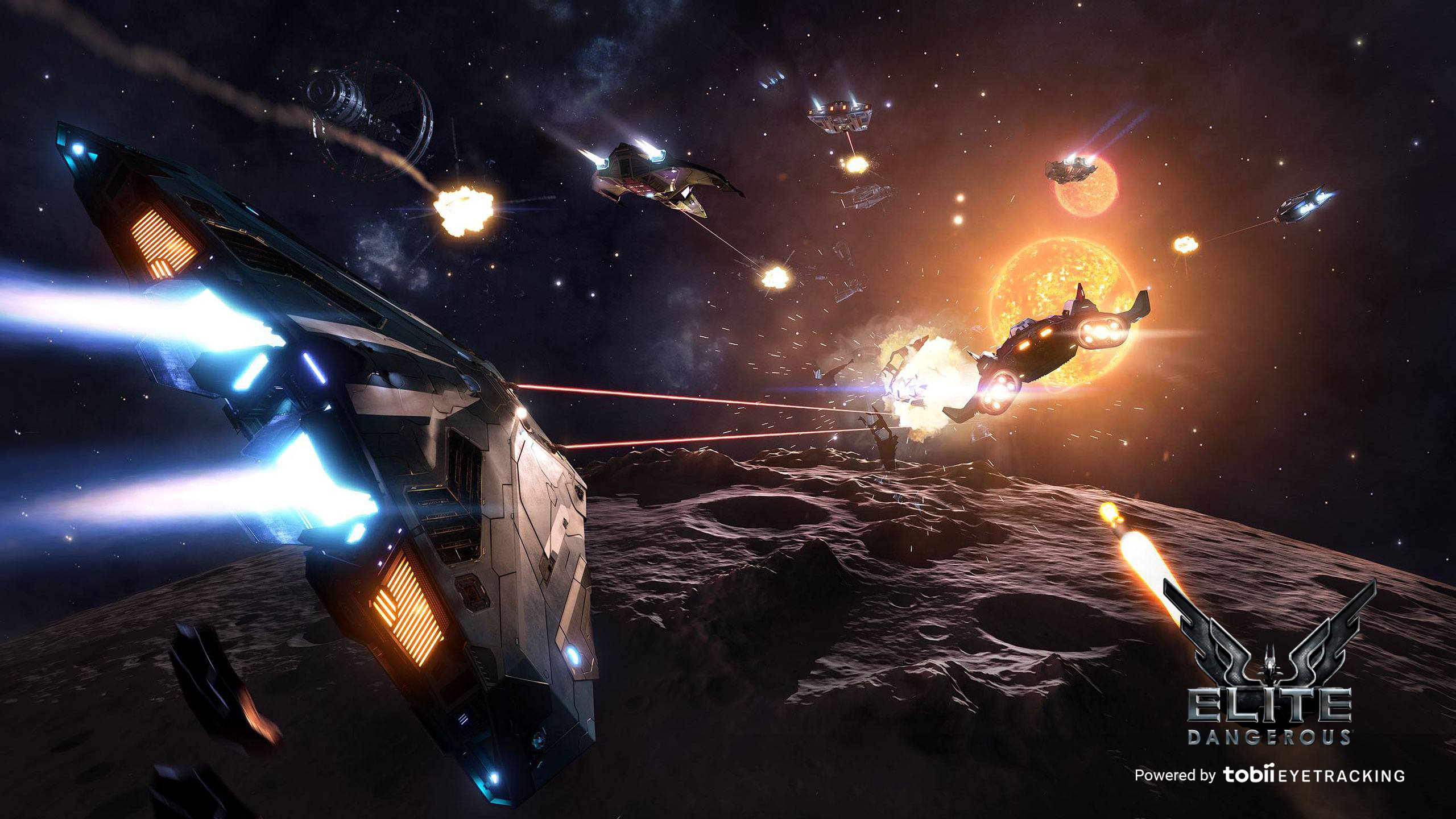 How To Enhance Your Elite Dangerous Adventure With The 4c By Tobii Gaming Official Eye Tracking Blog