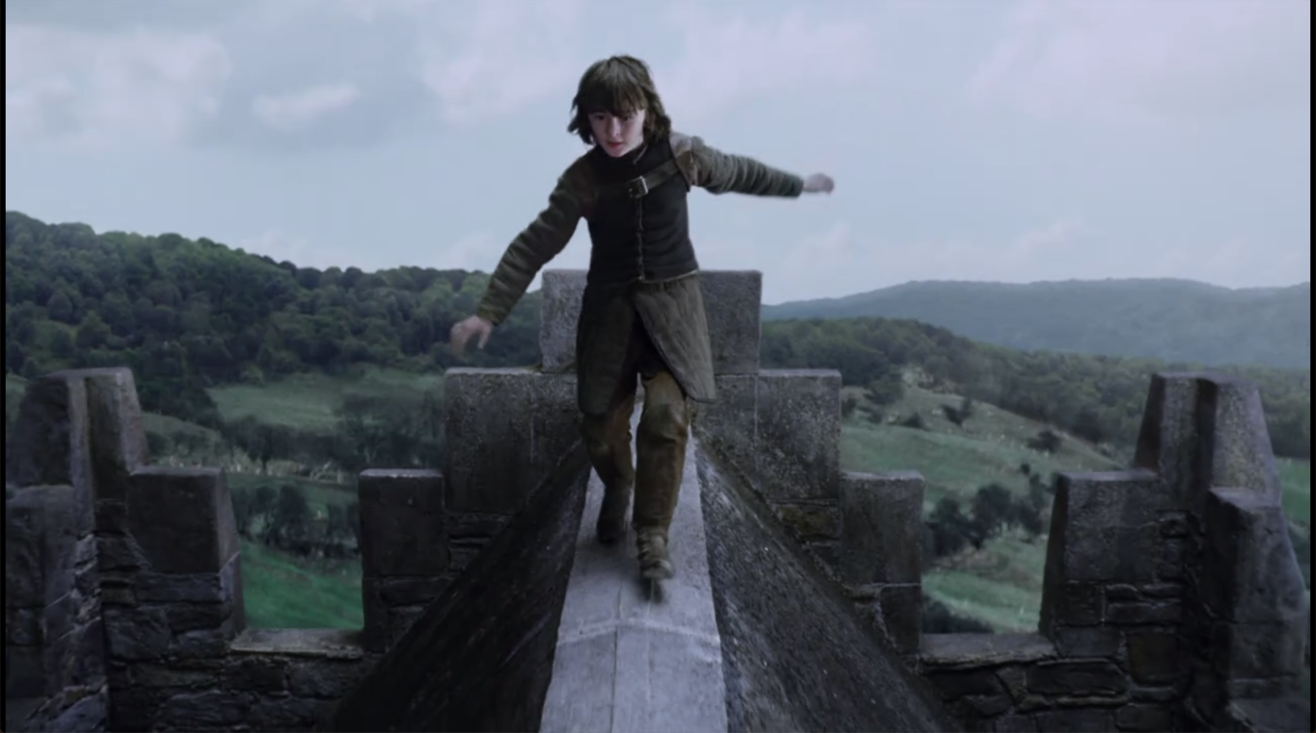 """Game of Thrones 8 1 — """"Winterfell"""" Episode Guide - Screen"""