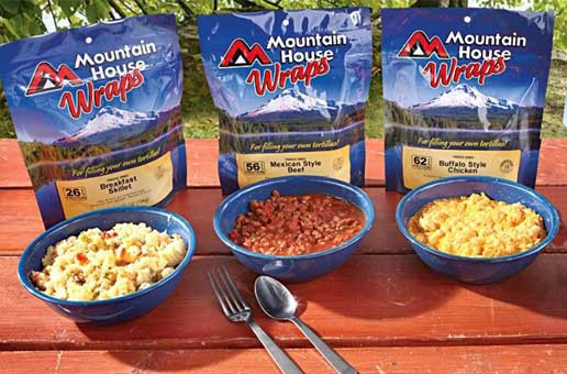 What is Freeze-Dried Meals and Mountain House Freeze Dried ...