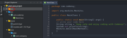 Hands-on: Configure & Run Plain Java Apps in Che - Eclipse Che Blog