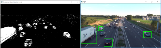 Object Tracking Using OpenCV Python Windows - adam aulia rahmadi