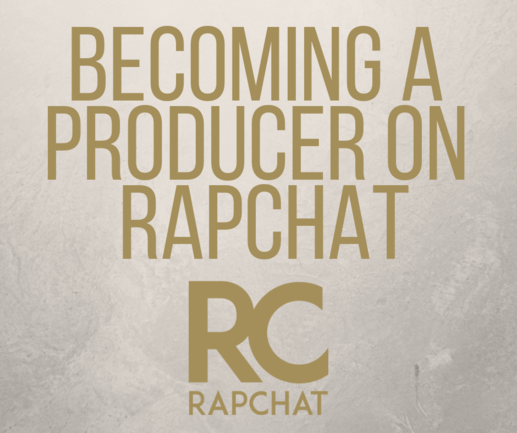 Becoming a PRODUCER on Rapchat - Beyond the Booth