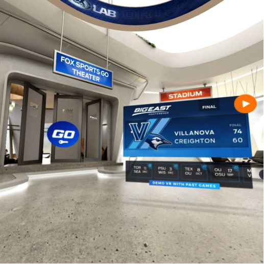 5 Sports VR Apps