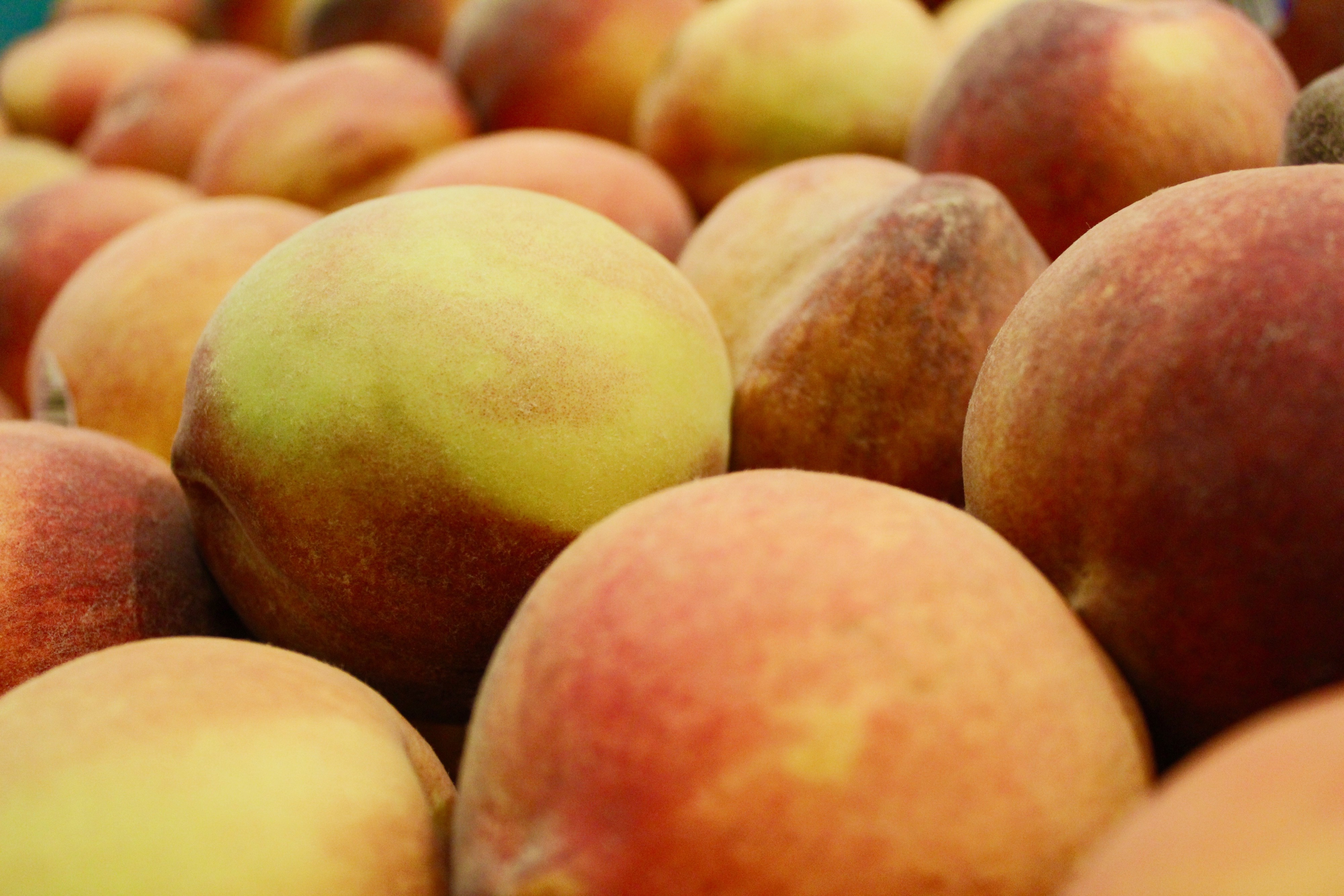Before we get to skittles, try the peaches and cream scent