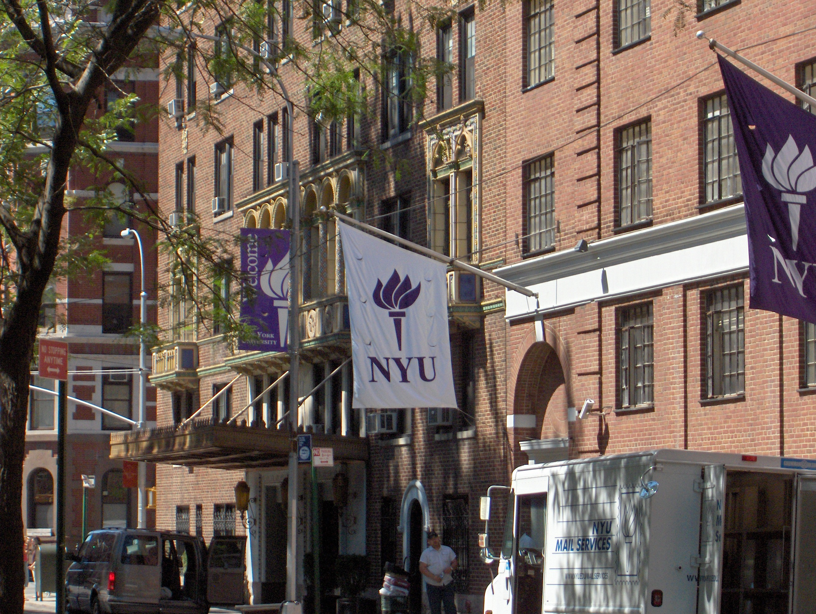 NYU and Share Meals Distributing 7,000 Ready-Made Meals for