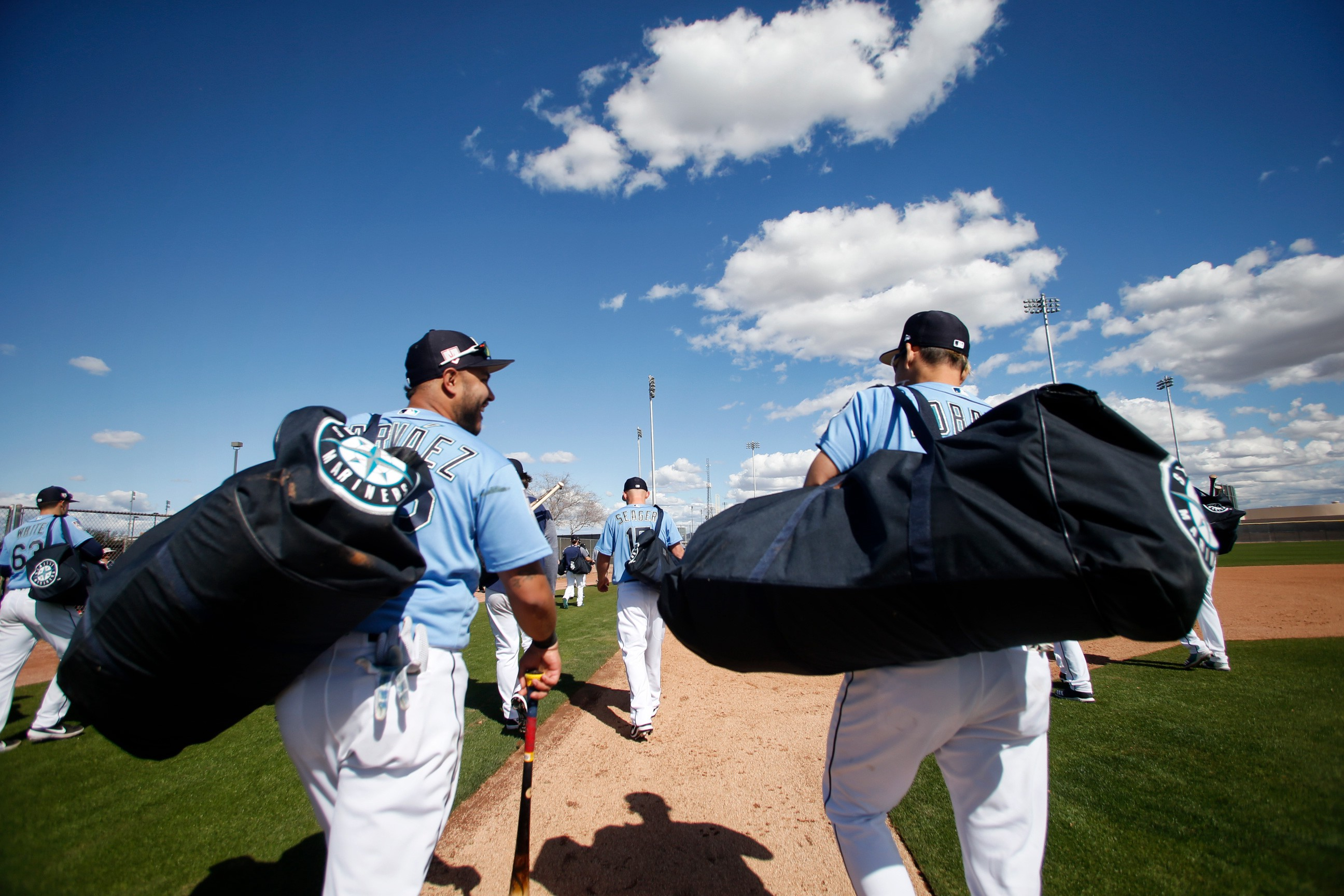 2020 Spring Training.Mariners 2020 Spring Training Important Dates From The
