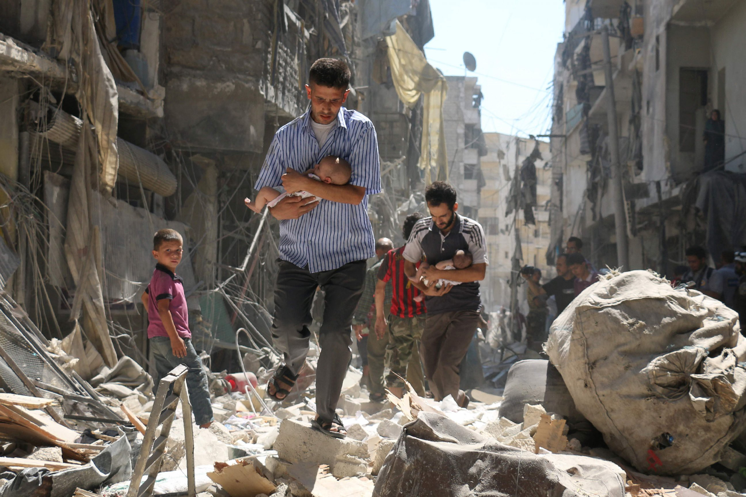 Faustian Bargain In Syria