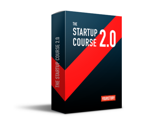 Star-Up 2.0 course made by Yourstory