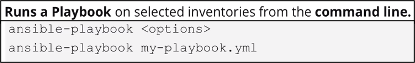 playbook via CLi