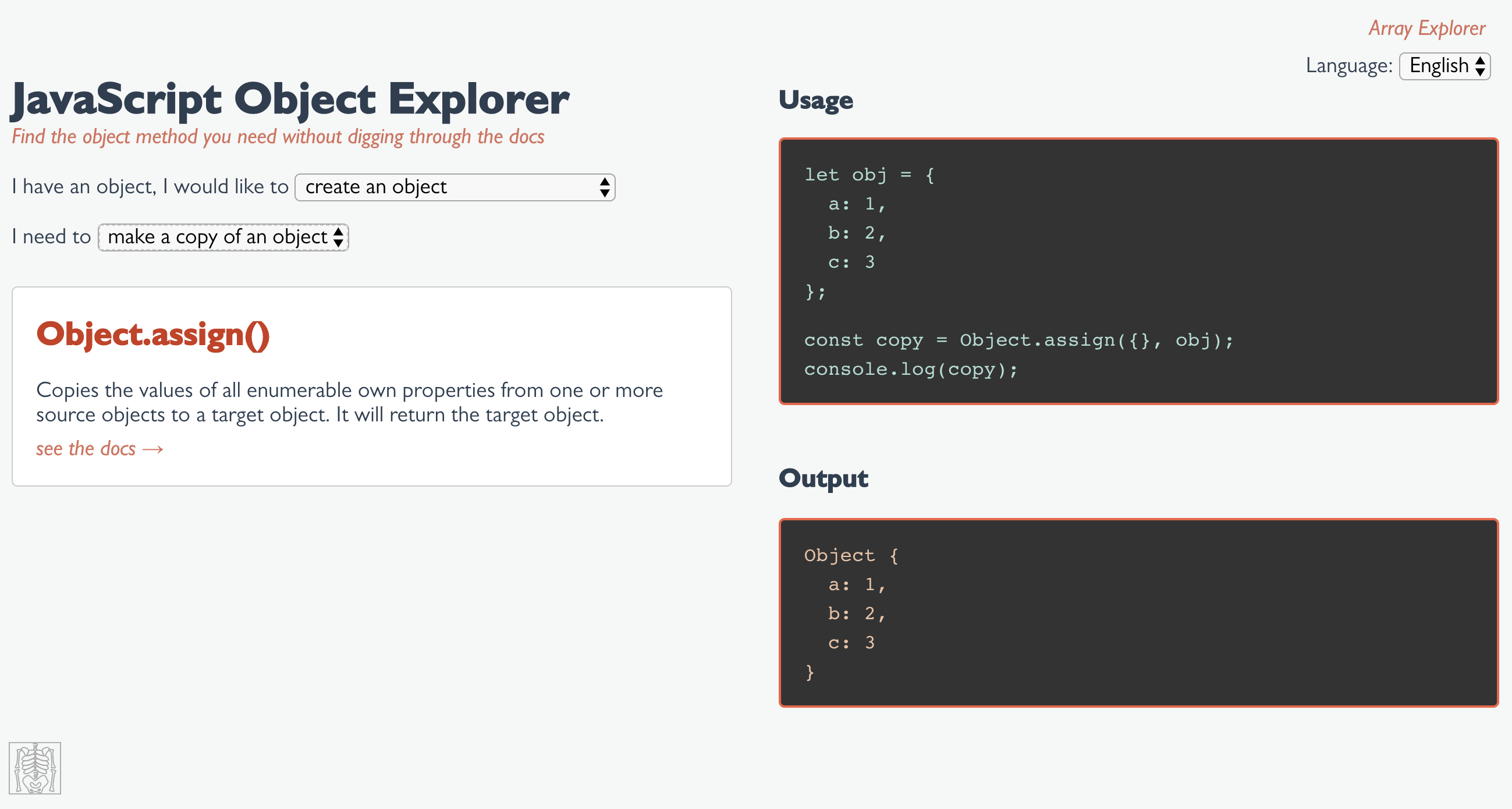 Open Source —Learn JavaScript Objects with Object Explorer