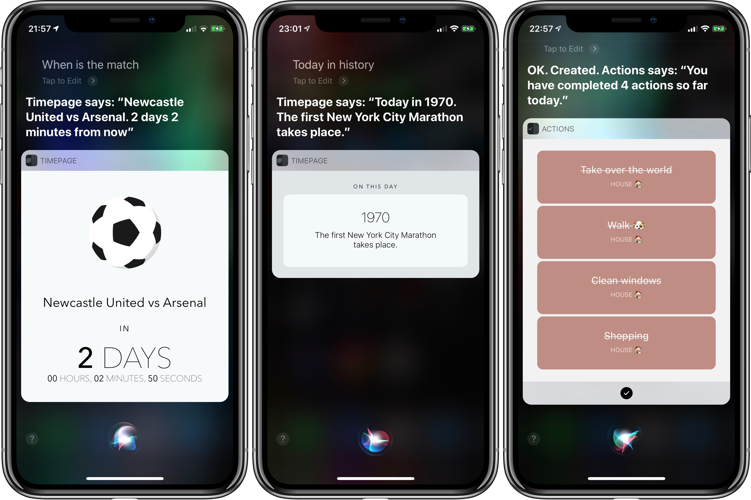What's New: Siri Shortcuts and the new Shortcuts app