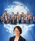 Image of former Democratic primary candidates, being joined by Amy Klobuchar