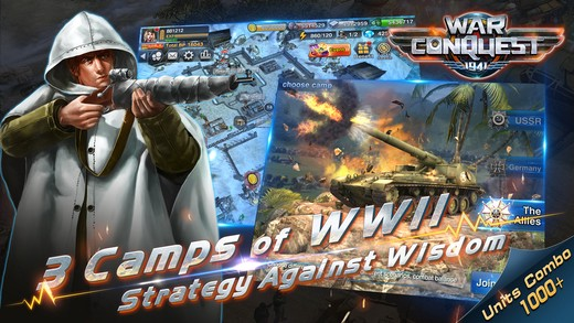 world war 2 game APP, a 3D SLG War Game for ipad - darrell