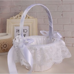 How To Decorate The Flower Girl Basket Freezbuy Medium