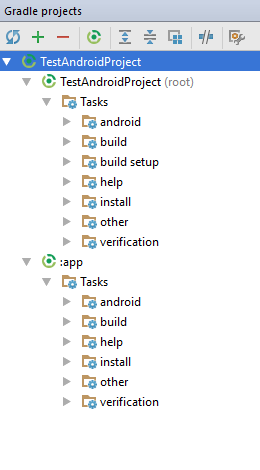 Gradle Tutorial : Part 6 : Android Studio + Gradle - Romin Irani's Blog