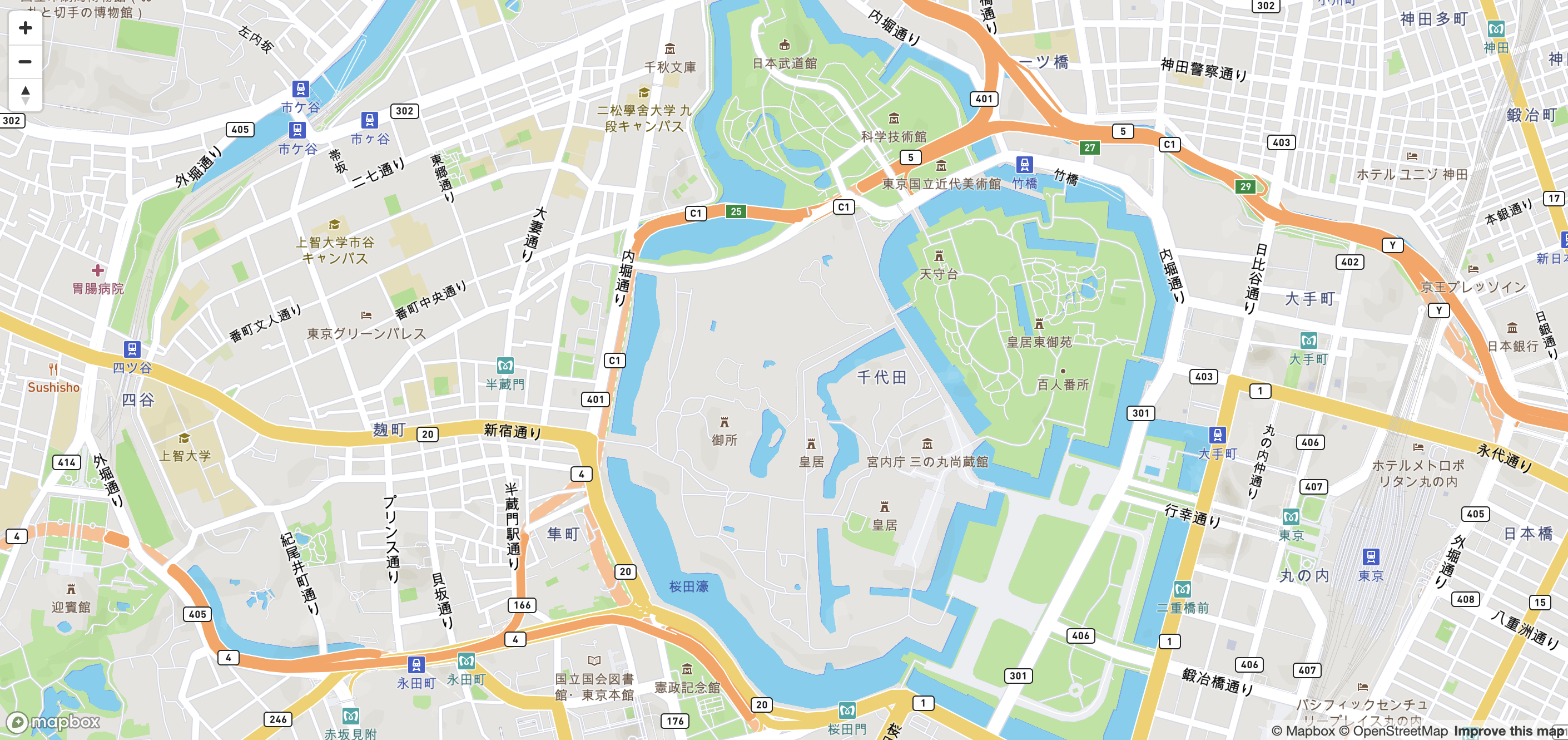 New Maps for Alteryx - Points of interest