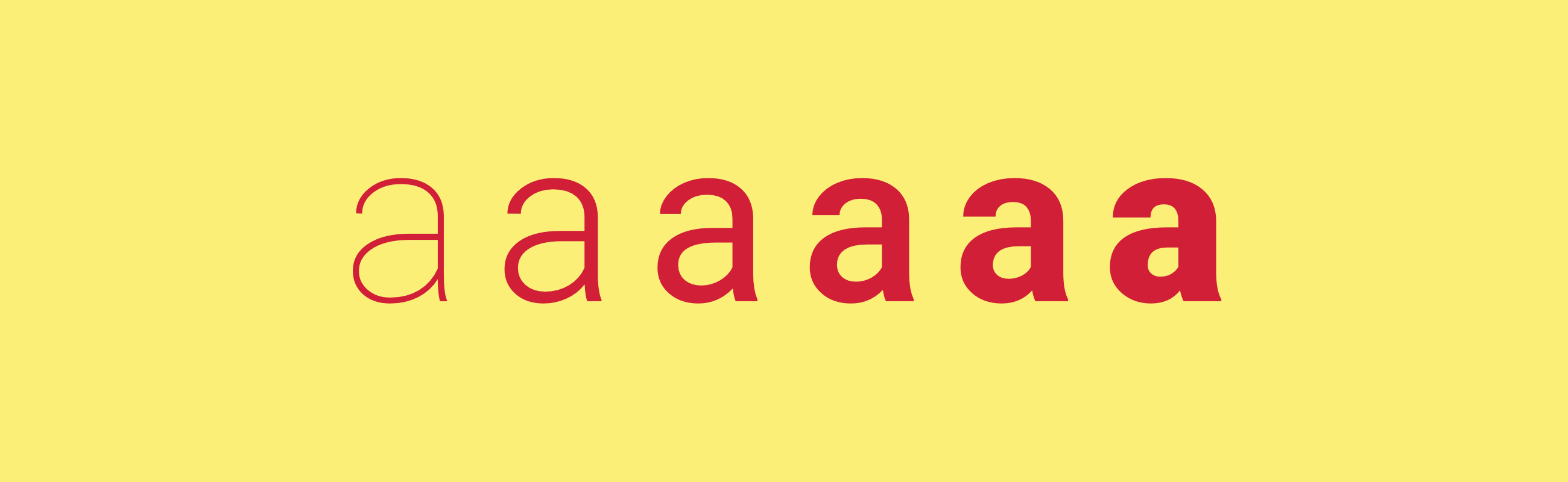 What should designers know about the Roboto typeface?