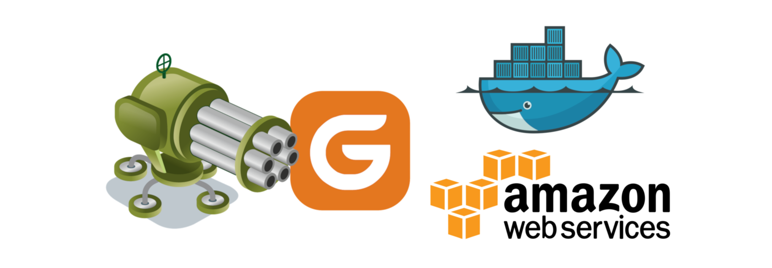 Distributed load testing with Gatling using Docker and AWS