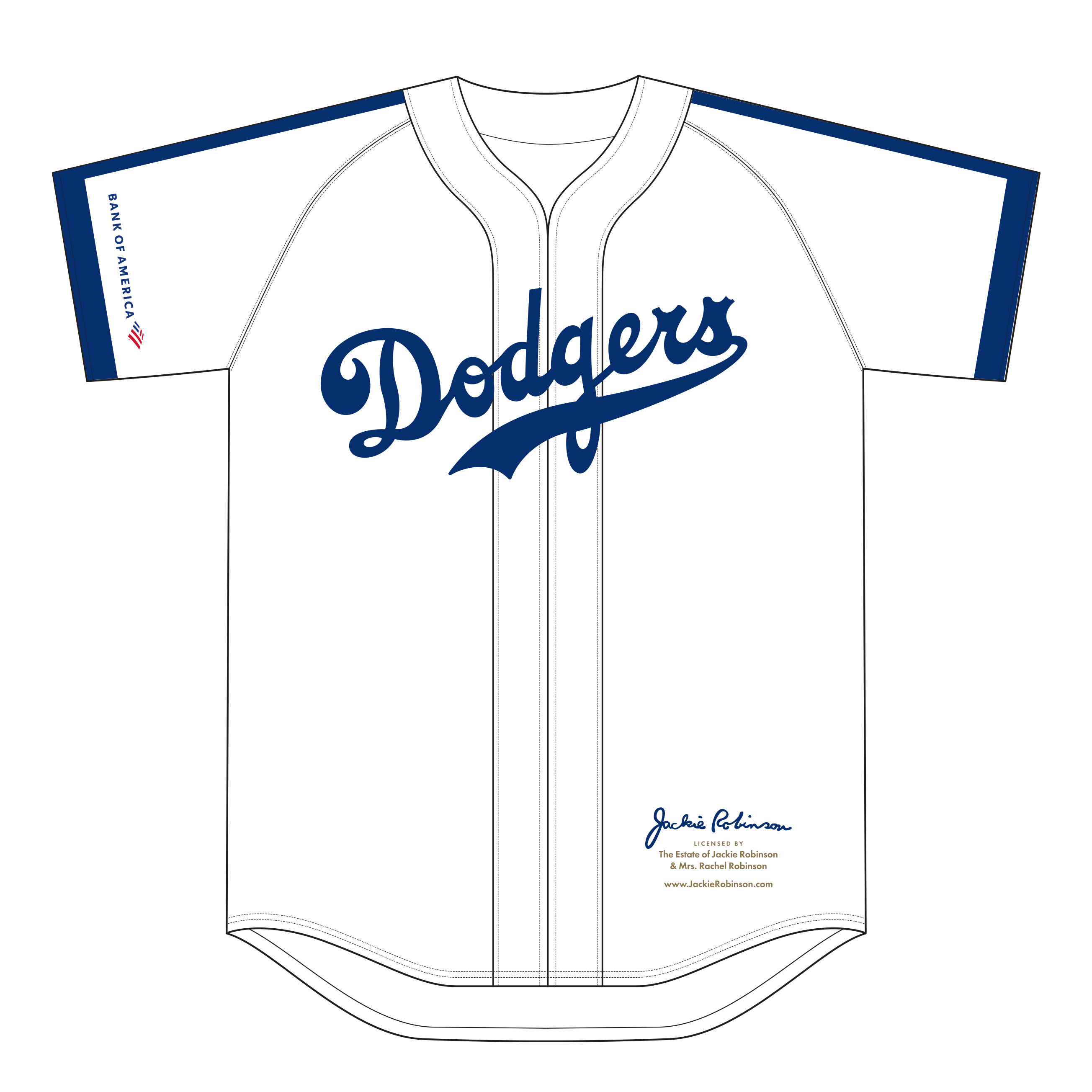 buy online 9a86a 5c923 Dodgers celebrate Jackie Robinson and his 100th birthday ...