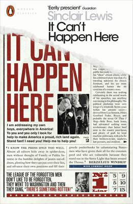 Sinclair Lewis—It Can't Happen Here book review
