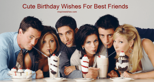 Superb Cute Birthday Wishes For Best Friends Happy Birthday Best Friend Personalised Birthday Cards Paralily Jamesorg