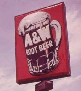 Stop for an ice cold root beer.