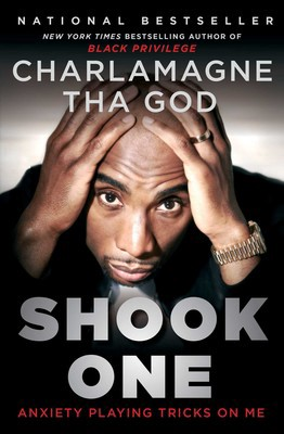 SHOOK ONE-anxiety playing tricks on me-Charlamagne Tha God