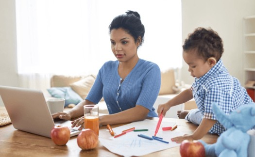 Adult work at home jobs