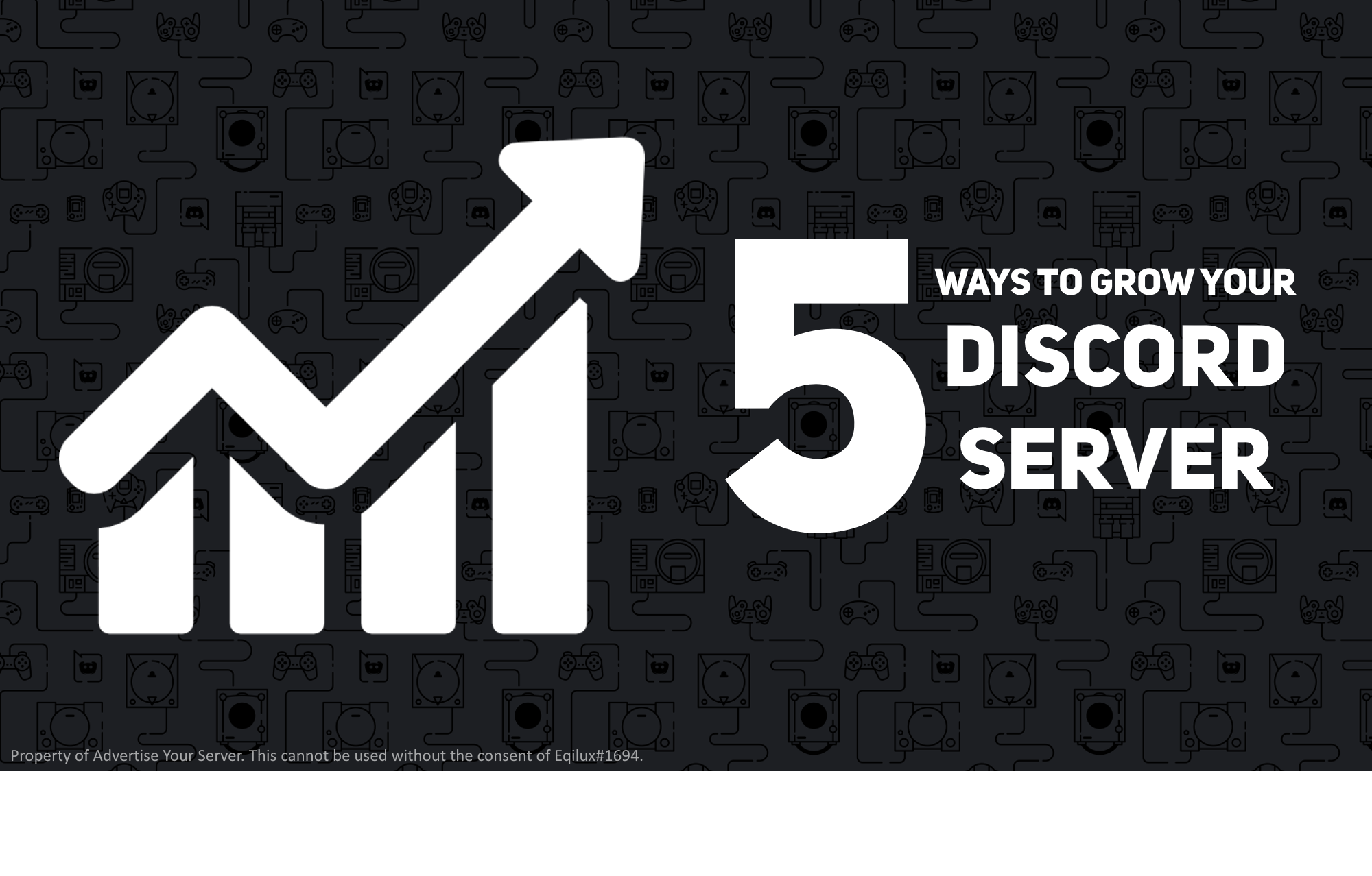 5 Ways to Grow Your Discord Server - Advertise Your Server