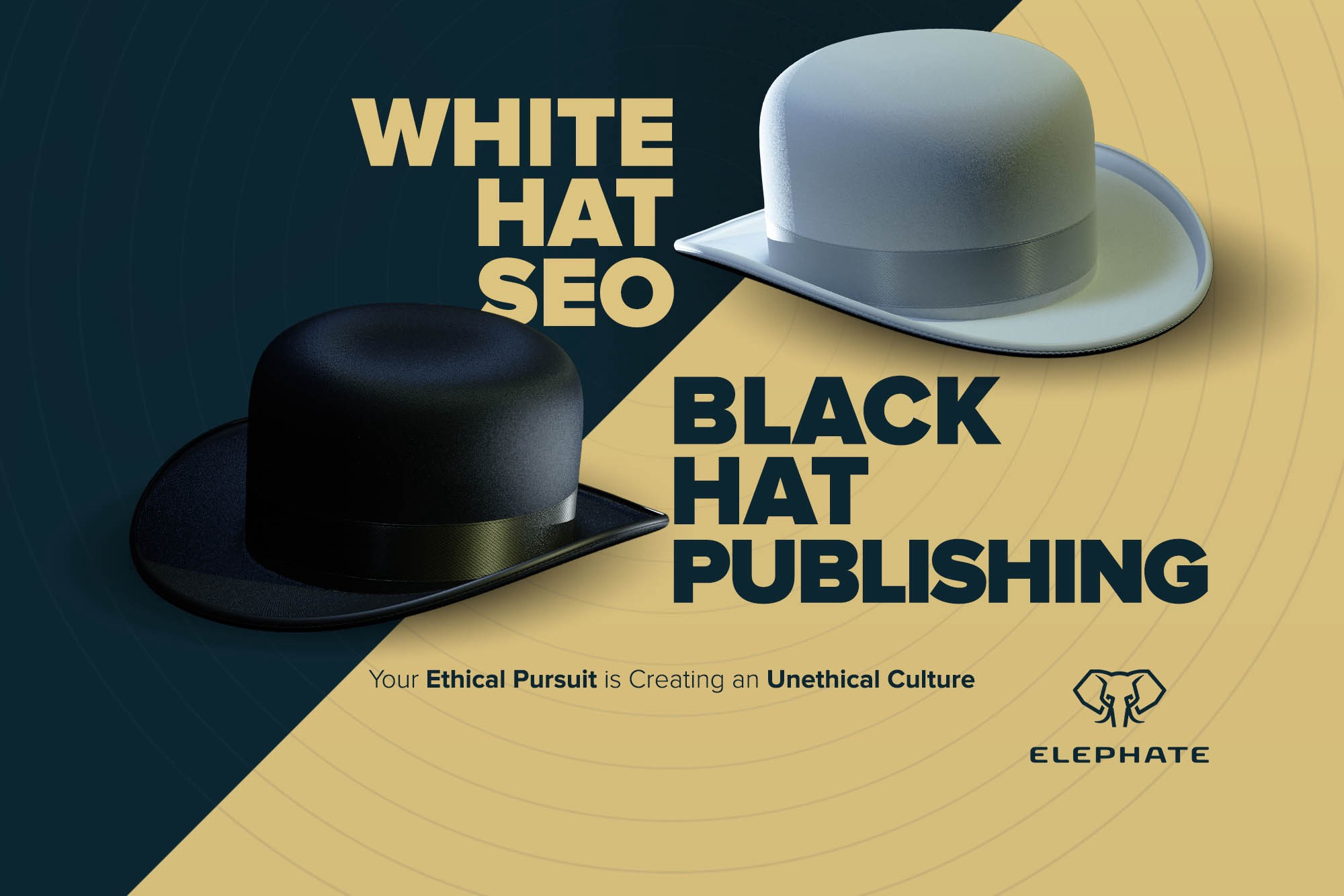 White Hat SEO, Black Hat Publishing - Elephate - Medium