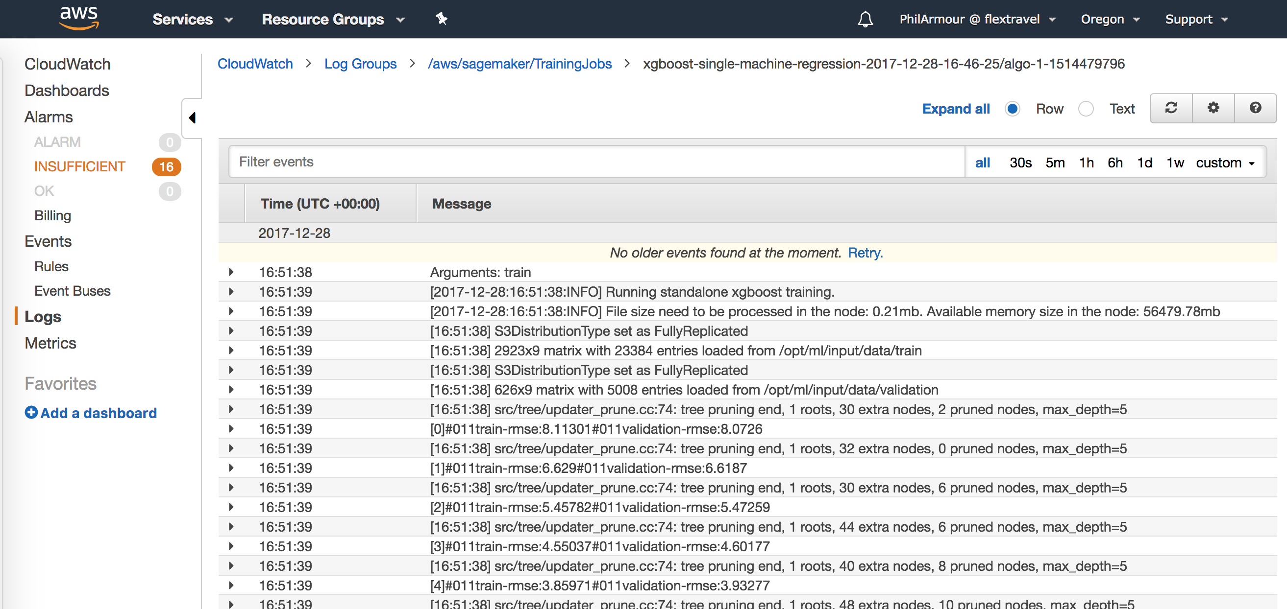 Digging into AWS SageMaker — First Look - Upside Engineering