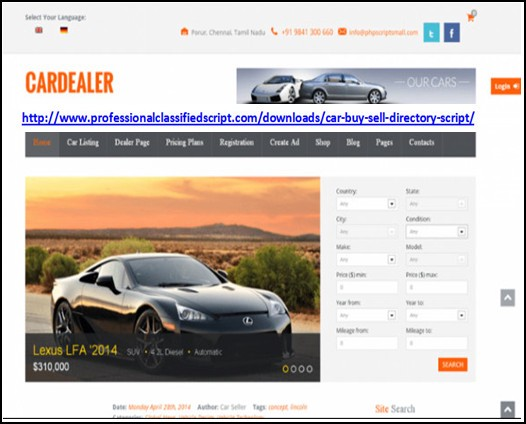 Car Auction Online >> Car Auction Software Online Car Rental Software Car