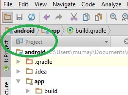 How to put android layout files in subfolders - MindOrks - Medium