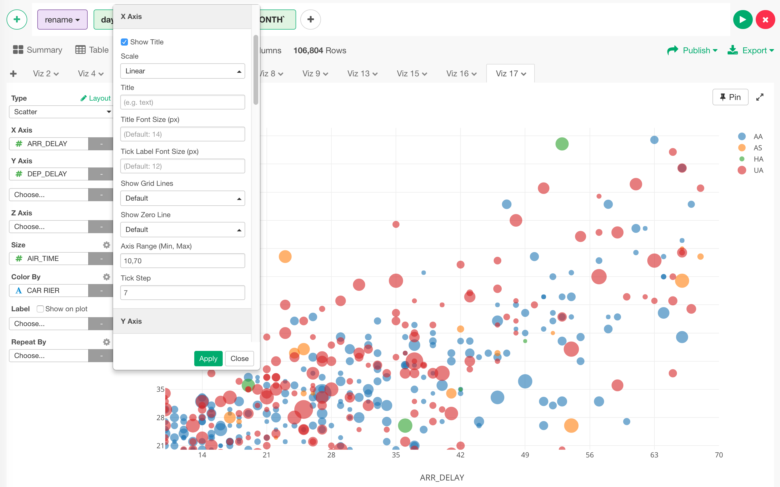 Exploratory v4 2 Released! — Dashboard, New Analytics, New