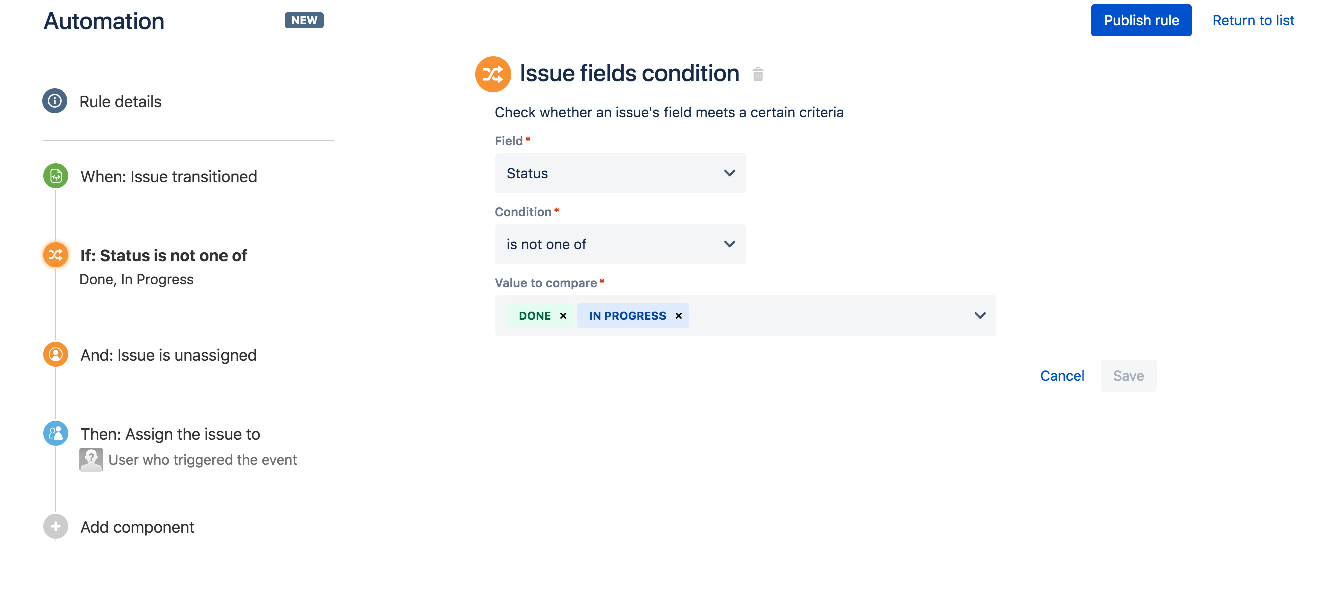 Automation of the week: How we use Automation for JIRA at