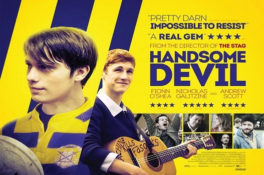 Handsome Devil - Malek Marques - Medium