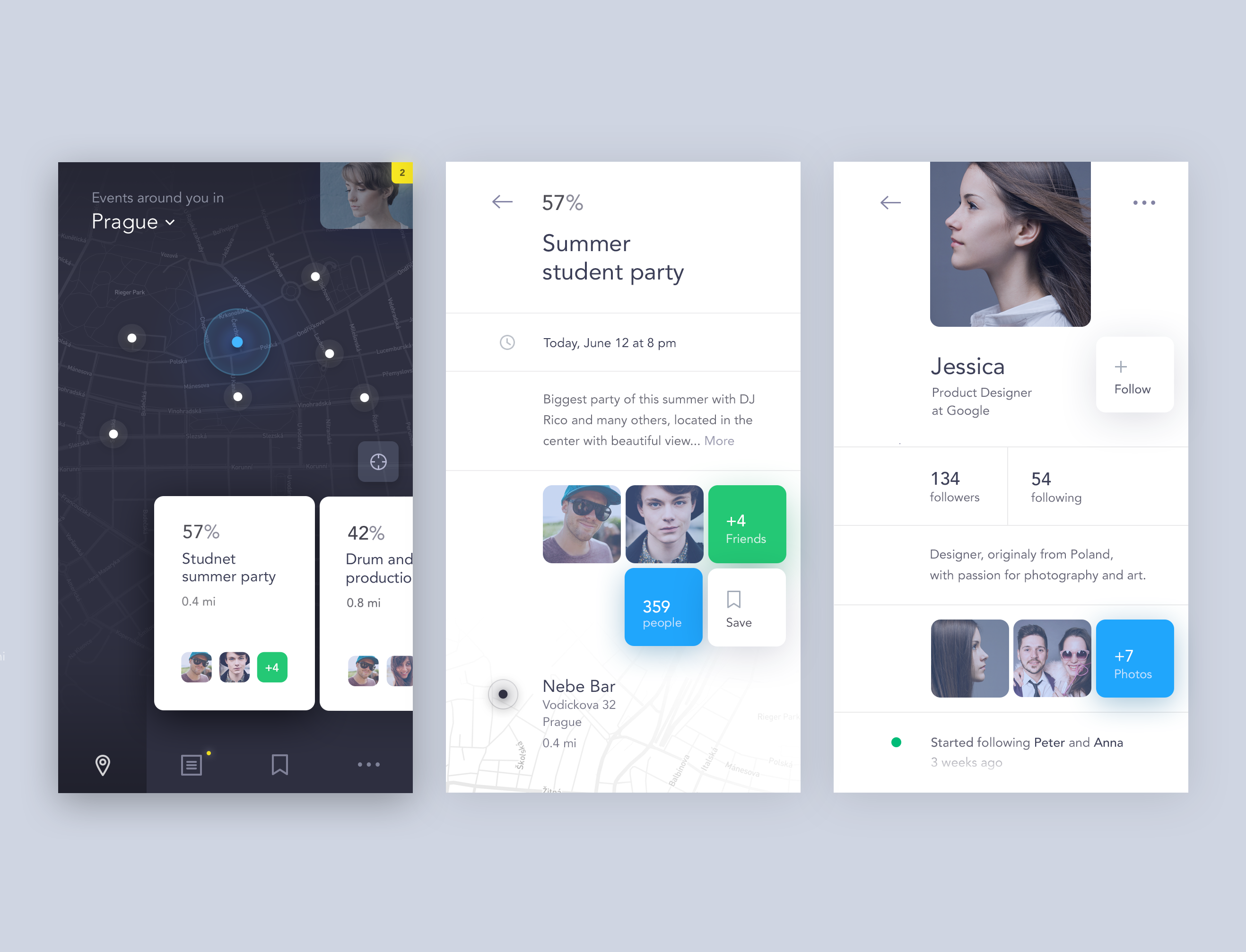 Top 9 Ui Design Trends For Mobile Apps In 2018 By District 11 Studio Medium