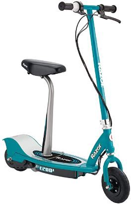 Razor E Electric scooter Prime III (Electric Scooter With Seat for Adults)
