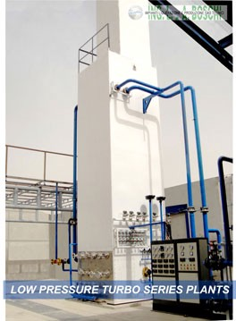 Medical Oxygen Plant Generator by Air Separation Plant India
