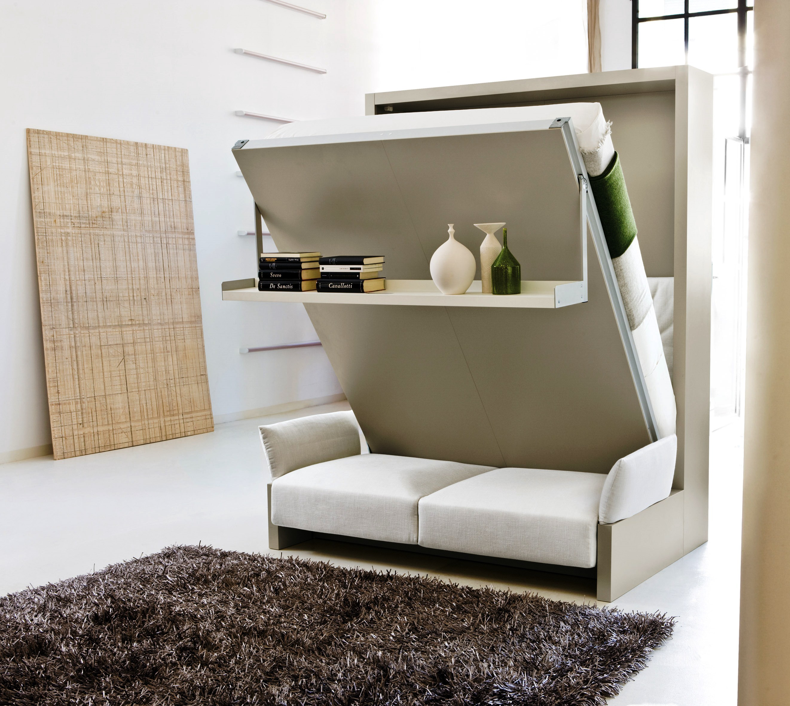 Best Space Saving Furniture Ideas for Small Bedroom  by Taylor